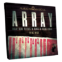 Array, Gimmick and DVD by Baz Taylor and Alakazam Magic