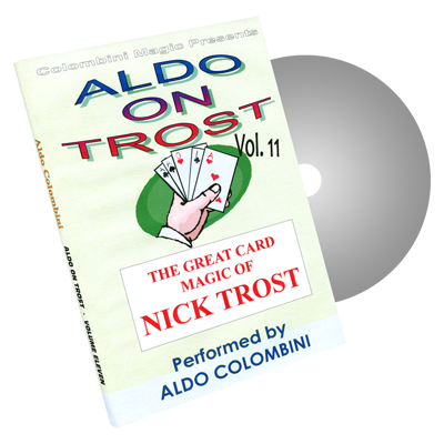 The card magic of nick trost