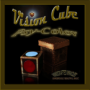 Vision Cube, Color Spots /Psycolor cube by Hand Crafted Miracles