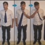 Comedy Necktie, Blue by Nahuel Olivera