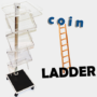Coin Ladder, Arcylic by Amazo Magic