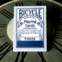 Bicycle 808 Seconds, Blue Playing Cards by US Playing Cards